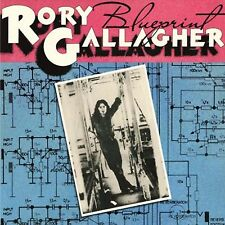 Rory Gallagher - Blueprint 180g vinyl LP NEW/SEALED