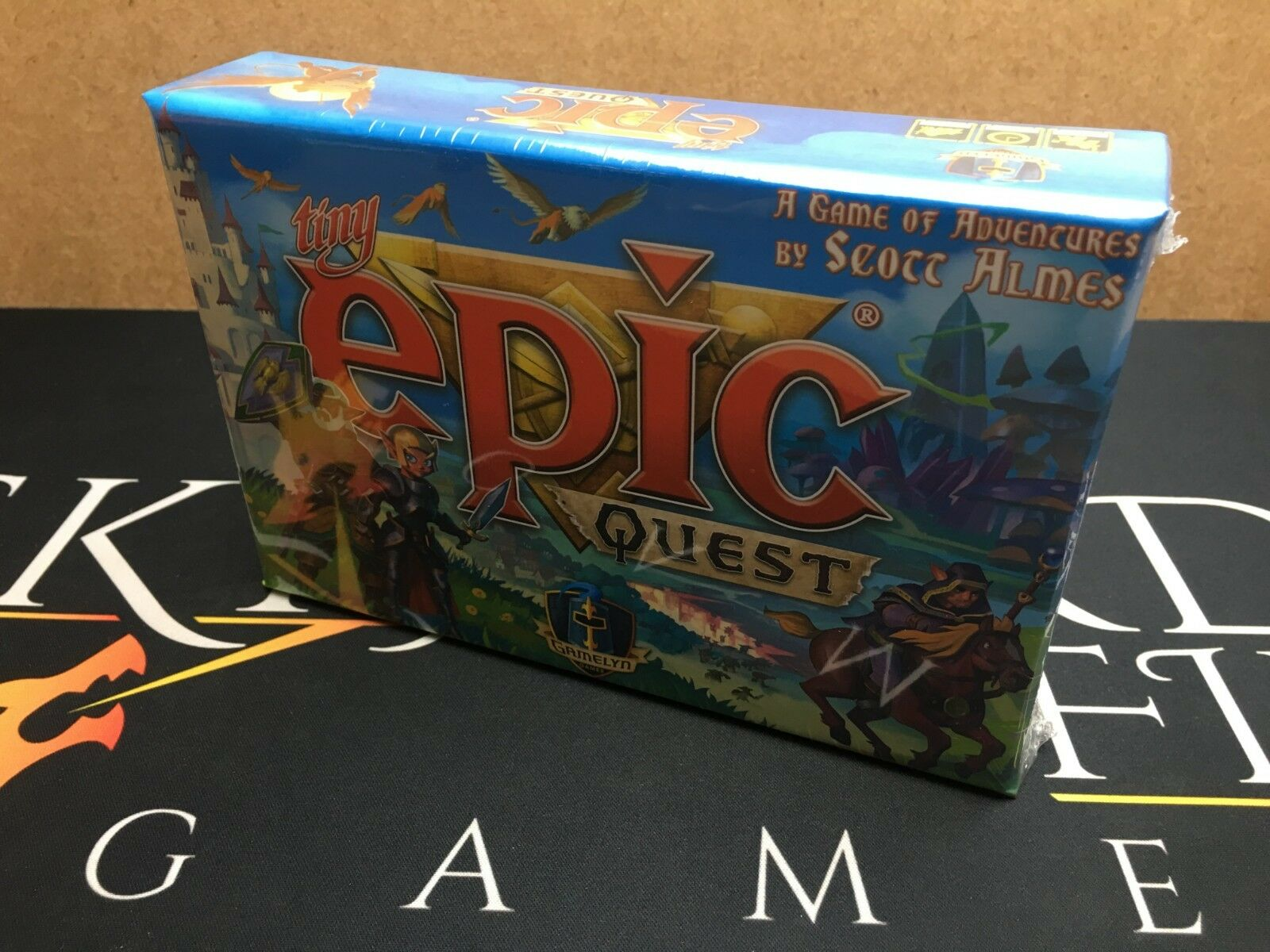 Tiny Epic Quest - Gamelyn Games (Genuine Sealed)