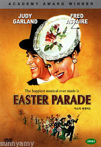 Easter-Parade-Judy-Garland-Fred-Astaire-NEW-Wonderful-Classic-Musical-DVD