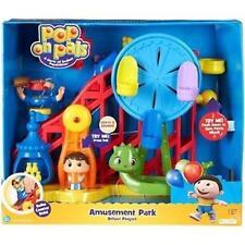 Pop on Pals Amusement Park Playset Lights Sounds Music Ferris Wheel Development