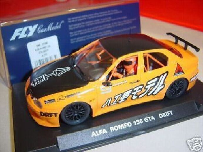 Fly A753 Alfa Romeo 156GTA DRIFT Ref. A-753 (New)