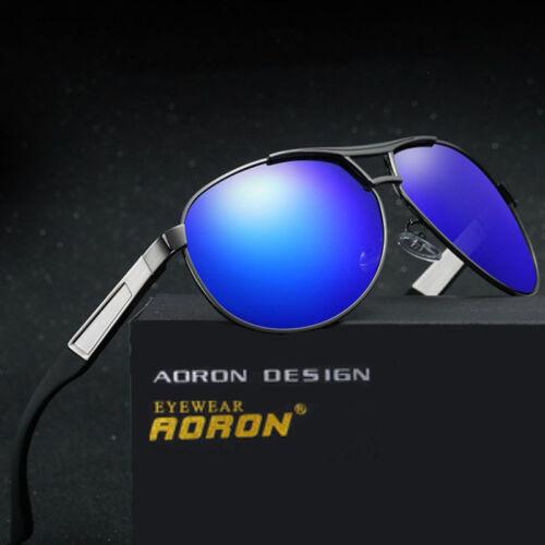 Estuche REGALO. Aoron HD Lens Calidad Suprema Gafas de sol polarizadas