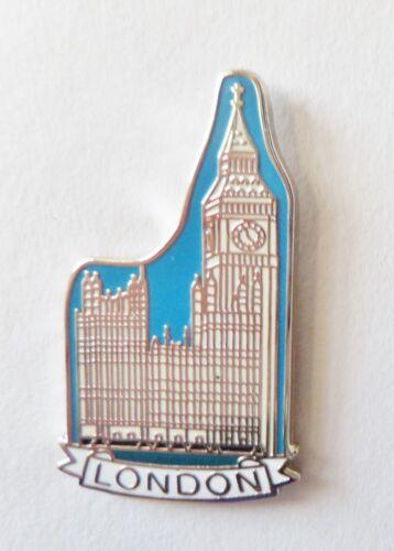 Pin Badge City Of London Houses Of Parliament /& Elizabeth Tower T917 Big Ben