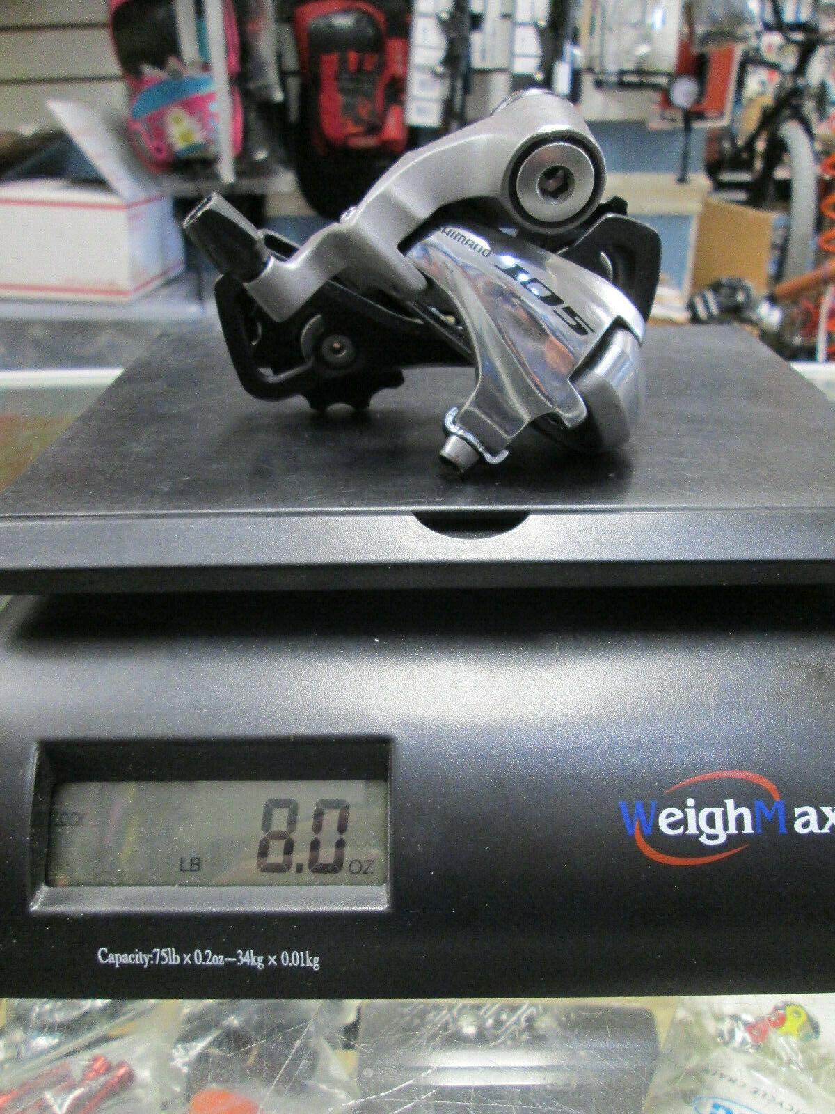 Shimano 105 RD-5701 Short Cage 10 Speed Rear Derailleur