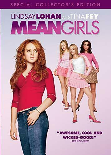 Mean Girls (Special Collectors Edition) DVD NEW