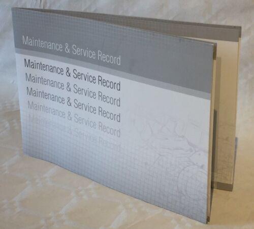 Honda Generic Replacement Car Service History Book New Handbook Blank G