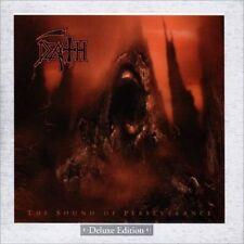 DEATH THE SOUND OF PERSEVERANCE BRAND NEW SEALED CD + BONUS DVD LIVE