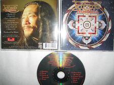CD Kitaro – Mandala RARE Polydor CD ERSTPRESSUNG Vangelis Tangerine Dream