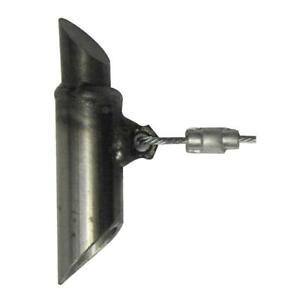 Arrow-Anchor-Speer-Typ-Erde-Anker-Mit-45-7cm-Draht