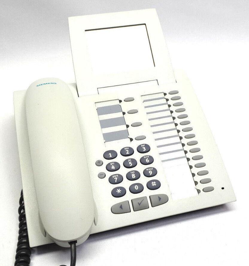 12 Stück IP-Systemtelefon Telefon Siemens Unify Optipoint 500 Standart