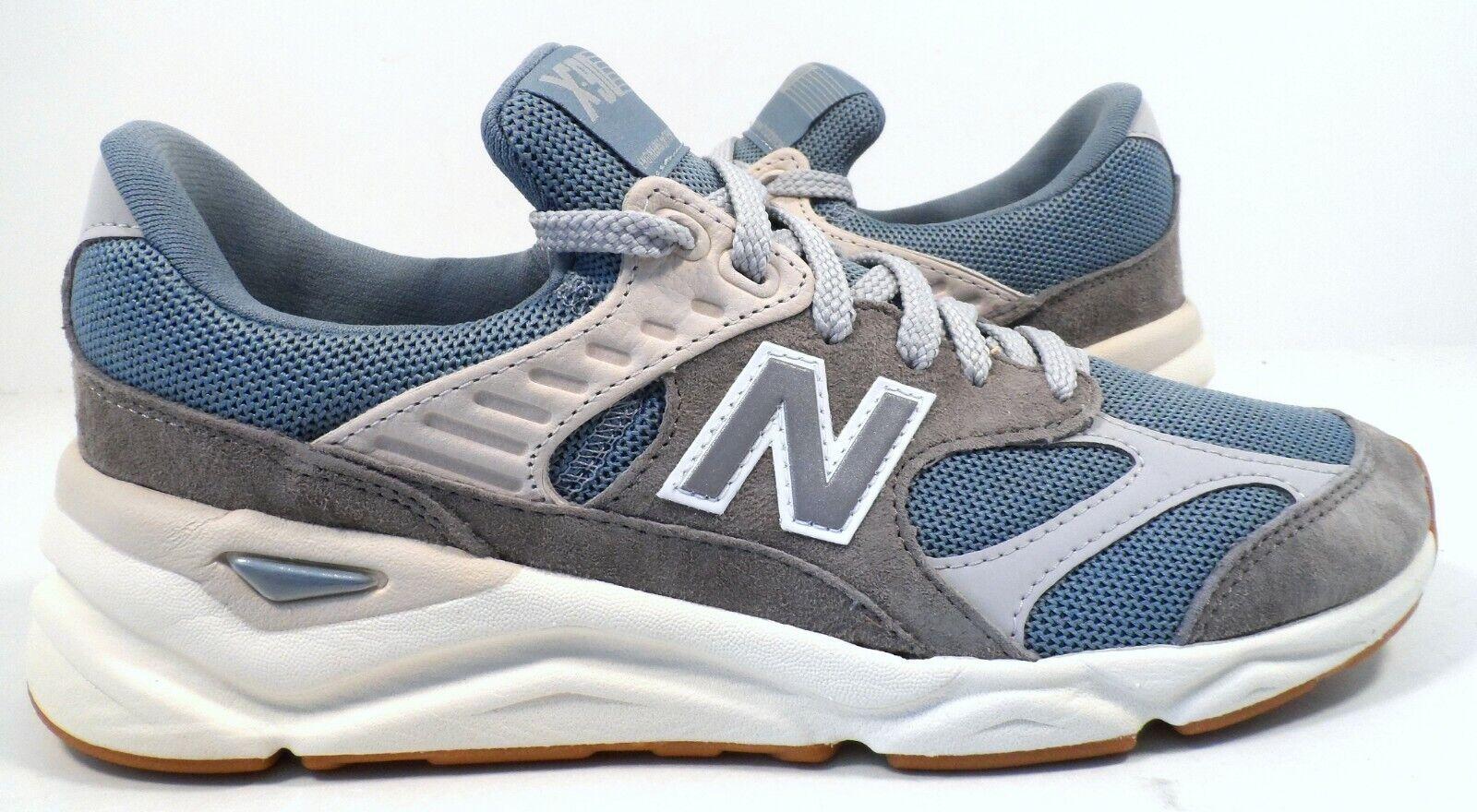 New Para Hombre Zapato X90 Reconstructed Balance Cyclone Azul gris Tamaño 10 Marblehead