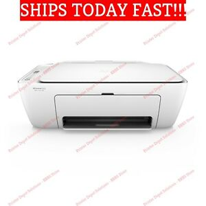 HP Deskjet 2652 All-In-One Wireless Inkjet Printer Copy ...