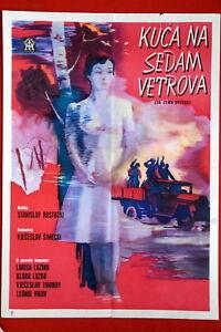 SEVEN WINDS RUSSIAN WAR LARISA LUZINA 1962 HISTORIC RARE EXYU MOVIE ... c20c9954f7b5d