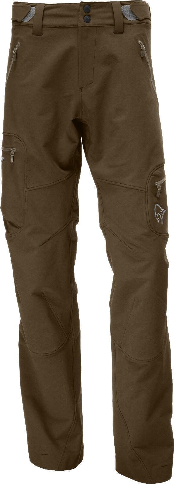 Norrona Svalbard flex1 Pant pantalones (m),  transpirable, resistente al agua Al aire librehose  Obtén lo ultimo