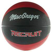 Macgregor Recruit Basketball - Mini Size (22) Red/black on Sale