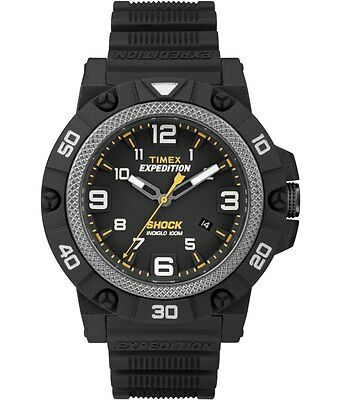 Timex Expedition Analog Black Dial Men's Watch - TW4B010006S Black