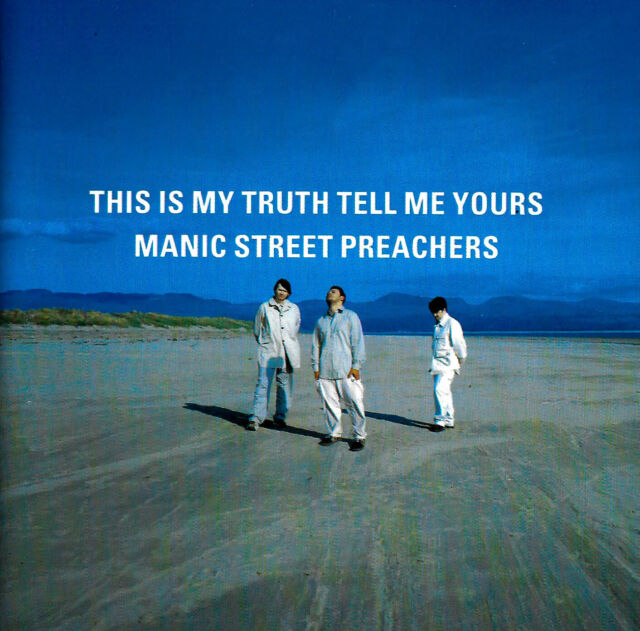 Manic Street Preachers - This Is My Truth Tell Me Yours MUSIC CD NEW SEALED