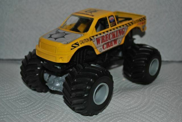 Hot Wheels Racing Monster Truck 1 24 Scale For Sale Online Ebay
