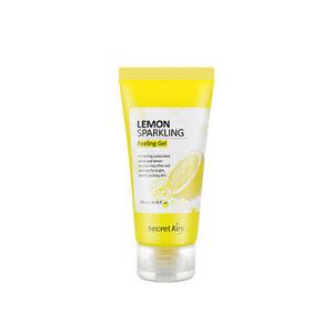 [secretKey] Lemon Sparkling Peeling Gel 120ml