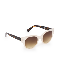 Samantha Cream Sunglasses