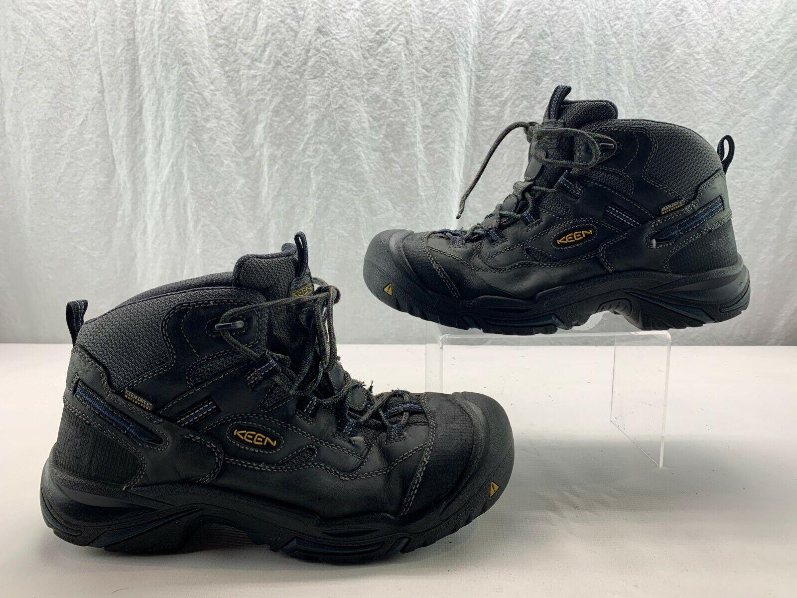 Keen utilidad 1014605 para hombre Braddock Medio Suave Toe WP EH botas De Trabajo D
