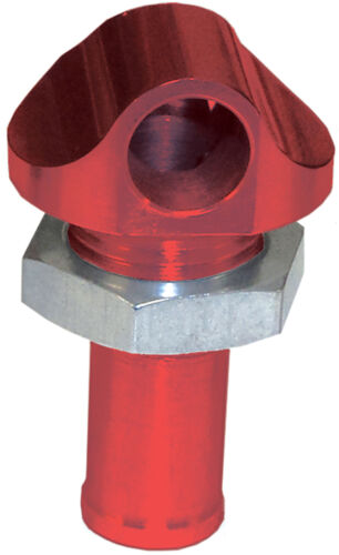 """3//8/"""" 90 Degree Water Bypass Fitting Red  56-2016"""