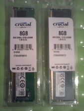 CRUCIAL - DDR4 - 16 Go (2x8Go) - 2133 MHz - CL15 - 1.2V