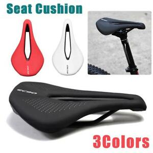 MTB-Road-Bike-PU-Breathable-Soft-Seat-Cushion-Racing-Seat-Saddle-For-EC90-Bike