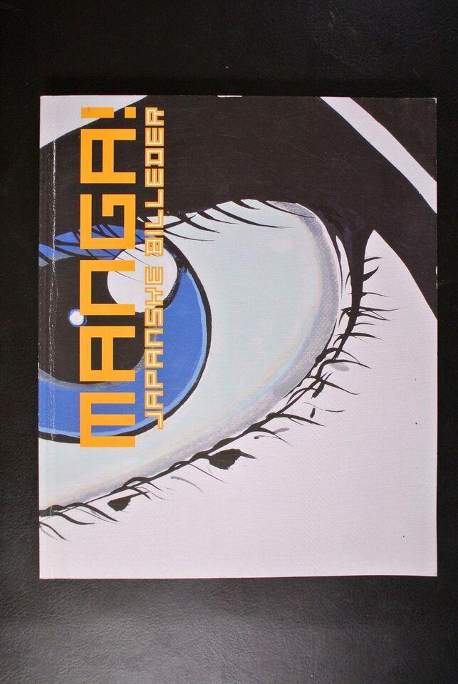 manga - japanske billeder. louisiana revy nr. 2 , red. af