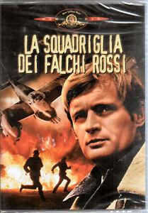 Squadriglia-Dei-Falchi-Rossi-La-DVD-NUOVO