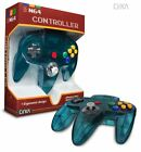 Cirka N64 Wired Controller (Turquoise) for Nintendo 64