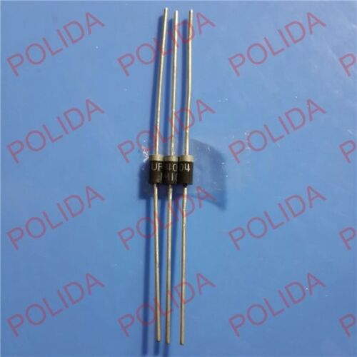 100PCS Fast Recovery Diodes MIC DO-41 DO-204AL UF4004