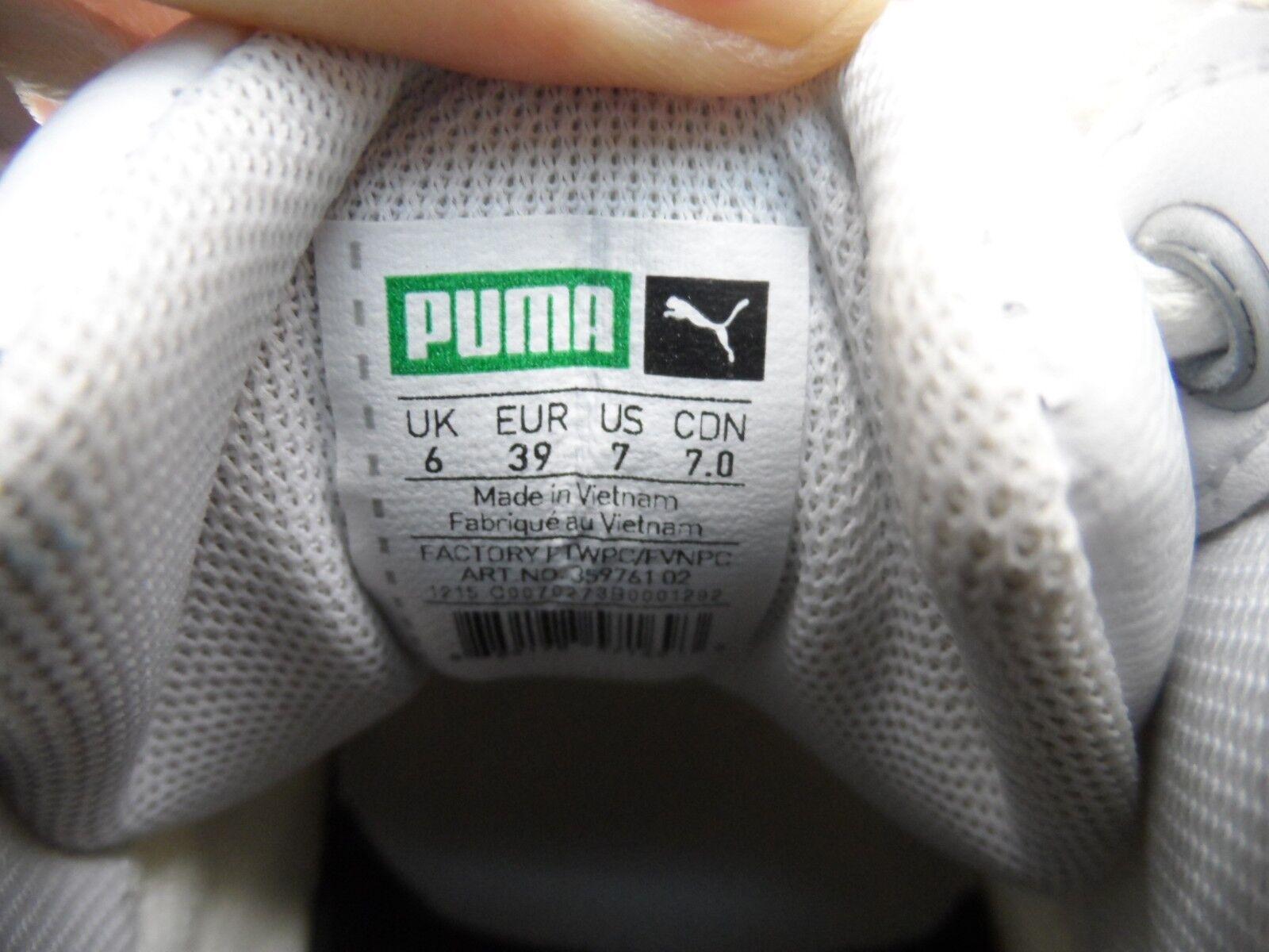 puma  's mi - mcq nécessité nu formateurs blanc 7 / blanc de 7 blanc millions de ta ille 34d899