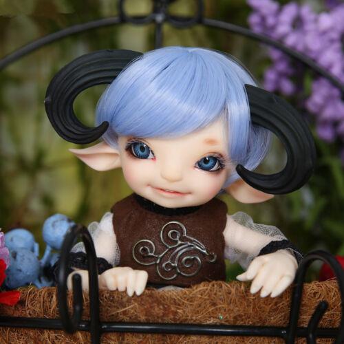 1//7 BJD Doll SD Doll FL-Pano Human Version Free Face Make Up+Free Eyes