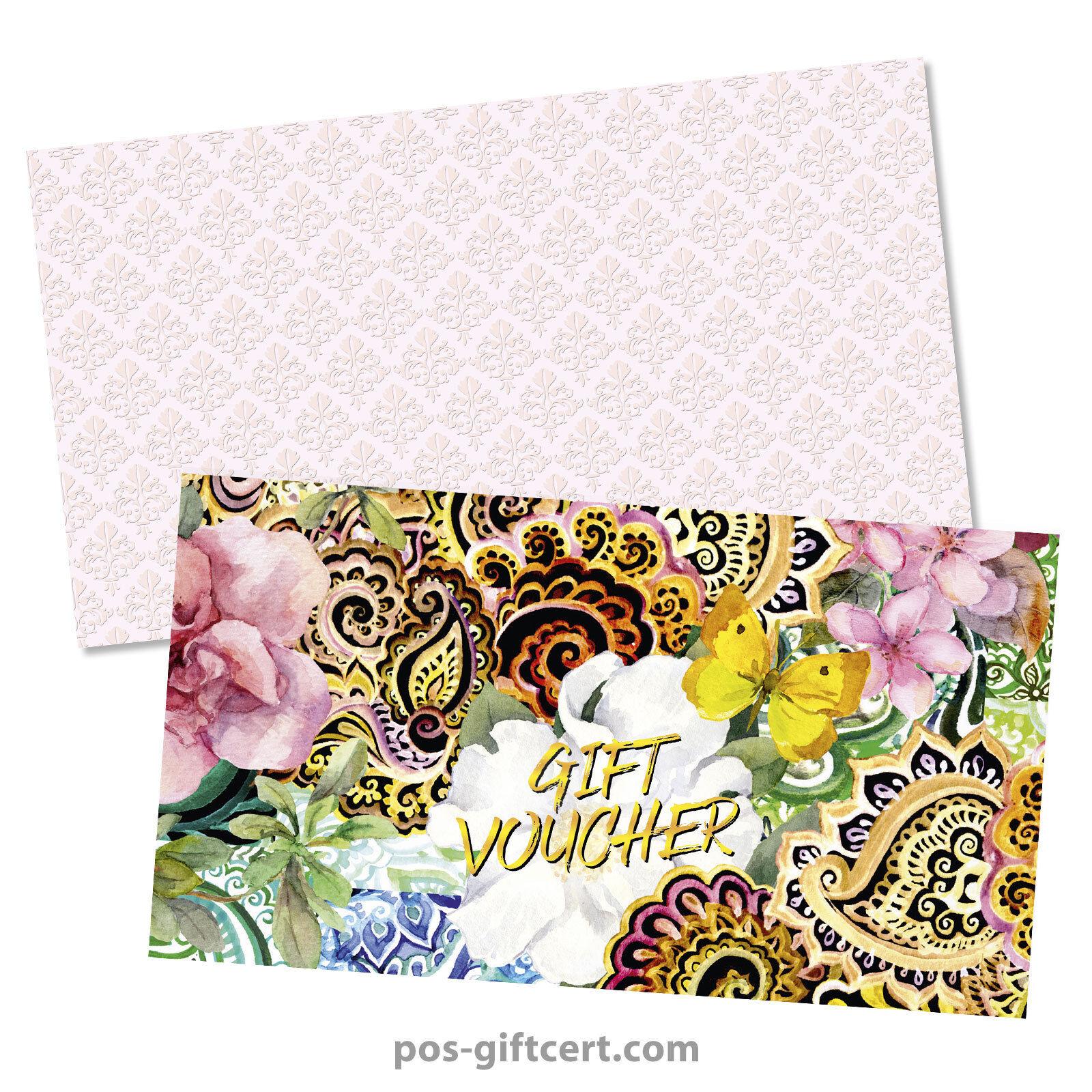 Universal veleno vouchers + envelopes for all occasions fa264gb