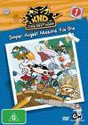 Codename - Kids Next Door - Sooper Hugest Missions - File 01 (DVD, 2008)