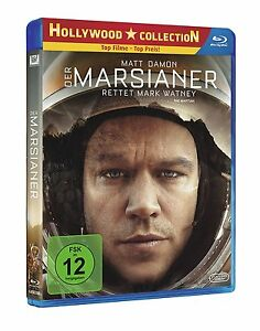 Der-Marsianer-Rettet-Mark-Watney-Blu-ray-NEU-OVP-Ridley-Scott-Matt-Damon