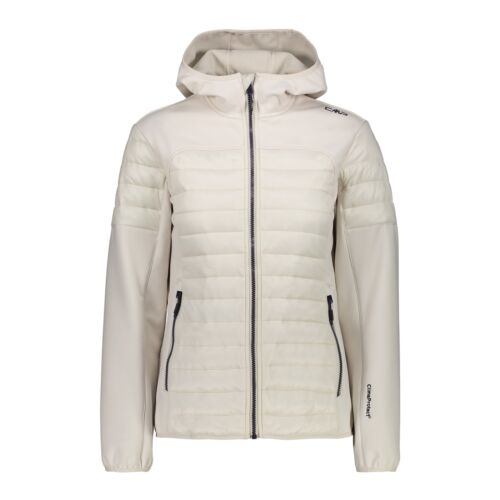 CMP Pinewood chaqueta Woman Jacket verde transpirable ahumado