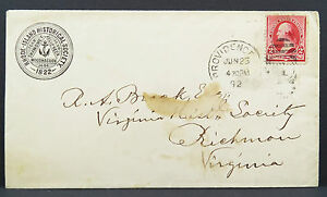 Rohde-Iceland-Historical-Society-1882-Advertising-Cover-Ef-USA-Letter-Lot-5247