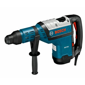 Bosch RH745-RT 120V 13.5 A SDS-max 1-3/4 in. Rotary Hammer Certified Refurbished
