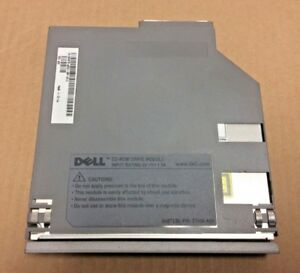 Computers/tablets & Networking Drives, Storage & Blank Media Gentle Dell Latitude D600 D800 Inspiron Cd-rom Drive 6t980-a01 06p679 Removing Obstruction