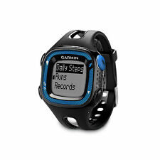 Garmin Forerunner 15 Black/Blue GPS Running Watch | 010-01241-00 | BRAND NEW!