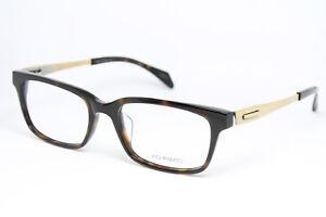 KIO-YAMATO-KP-165U-Original-Brille-Eyeglasses-Occhiali-TITANIUM-Bril-02-Havanna