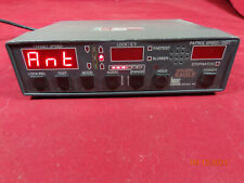 Kustom Signal Golden Eagle Dps Police Radar Speed Detection Control Head Unit
