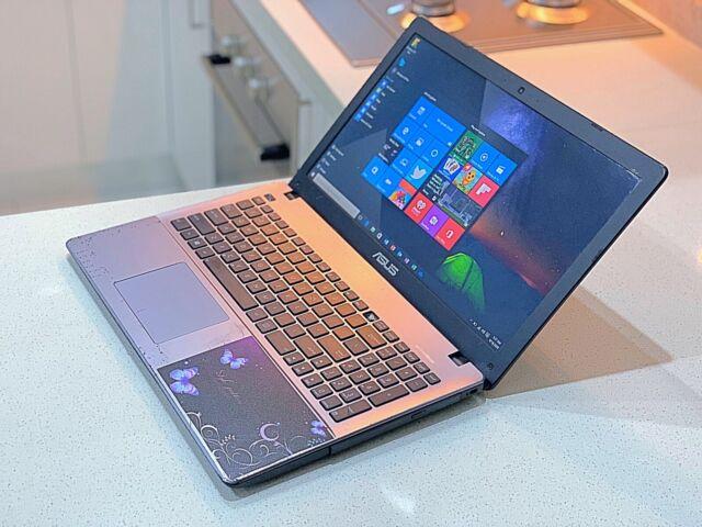 "๑✩ Slim ASUS X550CC Intel ™Core i5•160GB•4GB•15.6""LED•NVIDIA•HDMI•Win10•✩๑#515"