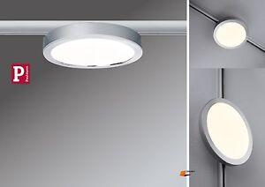 PAULMANN-URAIL-LED-PANEL-RING-FLACHENLICHT-7W-CHROM-MATT-ART-95315-NEW-MODELL