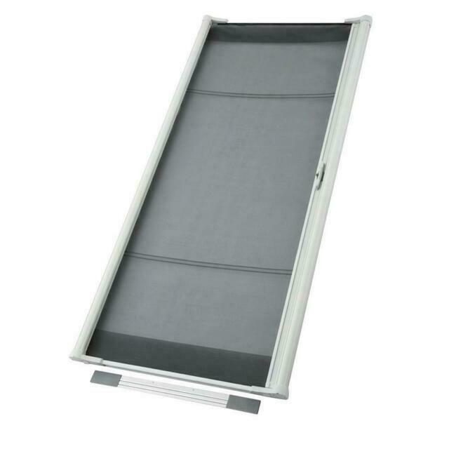 Screen Door 36x80 in Standard Retractable Locking Latch Ergo