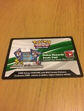 Pokemon TCG Code for Online Game: Mythical Collection Box- Magearna