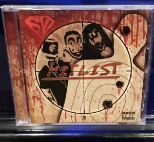 Soopa Villainz - The Hit List CD insane clown posse esham icp natas twiztid rlp