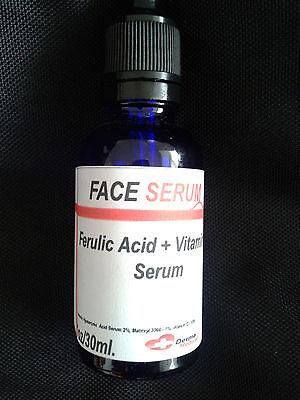 Ferulic Acid  serum  + Vitamin C  10 - 25%